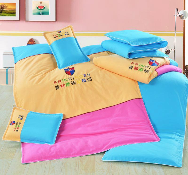深圳幼儿园被子六件套价格-供应临沂品质好的幼儿园小被子