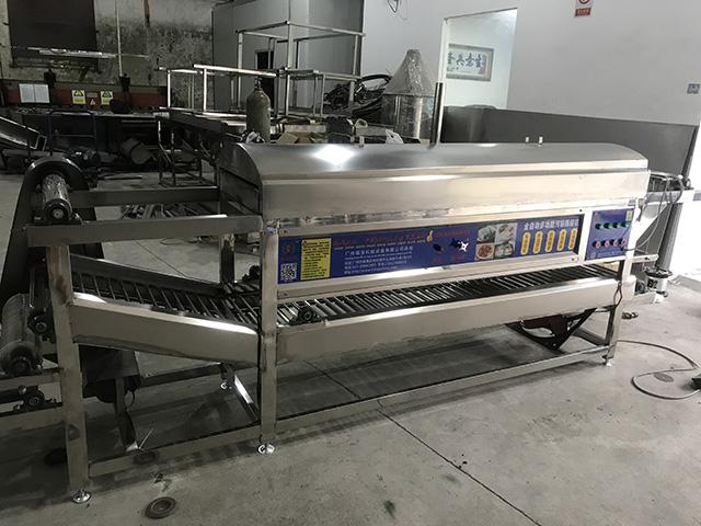 福浩机械提供好的福浩牌河粉机-环保的多功能河粉机