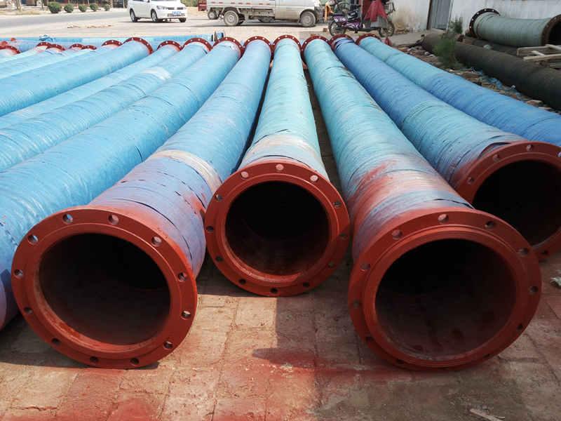 衡水优良的大口径胶管总成——供应大口径胶管总成