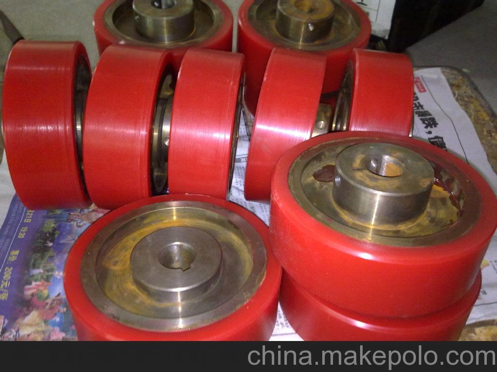 广东信誉好的广州番禺聚氨酯PU橡胶供应商|电梯轮厂家