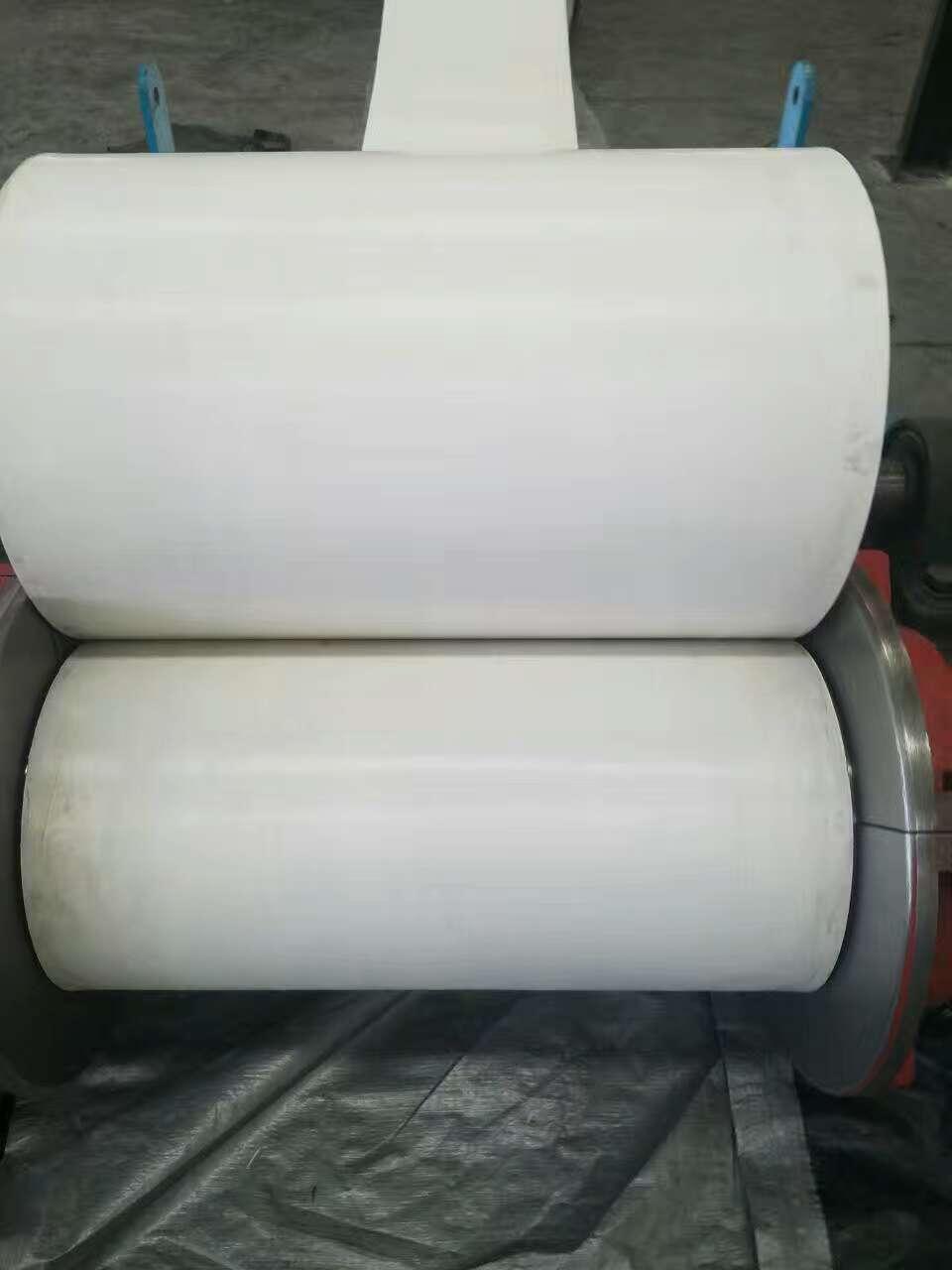 青岛白色橡胶输送带供应商-青岛白色橡胶输送带哪家好