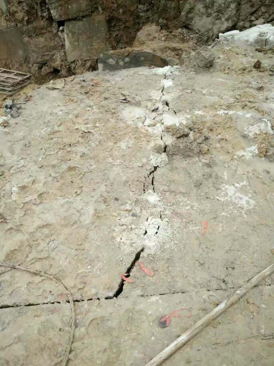 玉树HSCA静态膨胀剂 玉树岩石破碎剂就找宇鸿建材