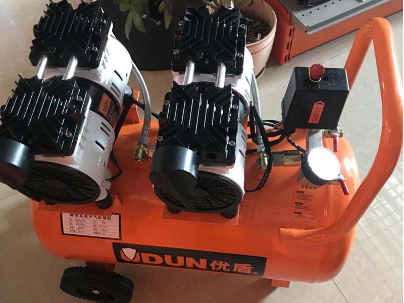 郑州无油静音空压机哪家便宜-质量优的无油静音空压机在哪可以买到