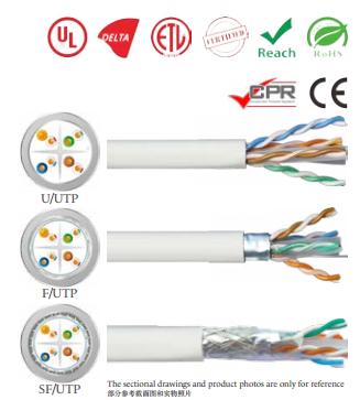 陕西六类网线厂家|怎样才能买到合格的六类线缆CAT 6
