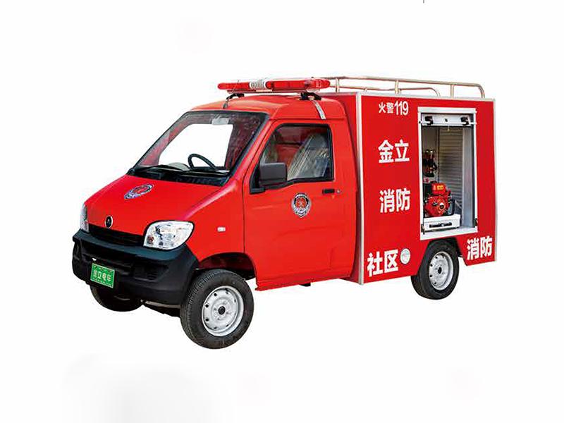 菏泽观光车厂家-买电动消防车在哪买更划算