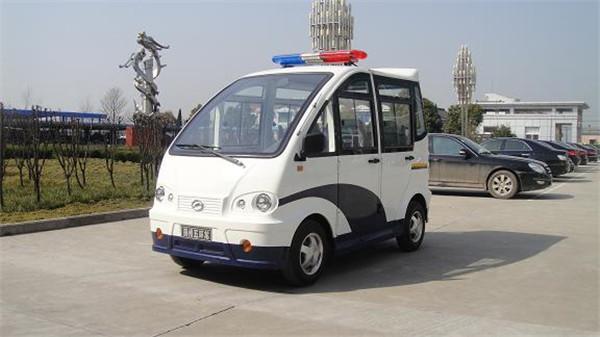 株洲、湘潭电动治安巡逻车图片价格_选优良的8座位封闭电动巡逻车,就到高尔电动车