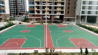 想買口碑好的惠州丙烯酸球場就來泓冠達體育設施|江西彈性丙烯酸球場價格