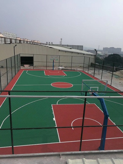 泓冠达体育设施销量好的惠州丙烯酸球场出售-佛山丙烯酸篮球场施工