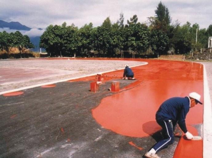 惠州幼儿园塑胶跑道_惠州塑胶跑道翻新_惠州塑胶跑道造价