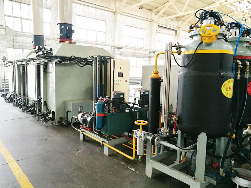 选购聚氨酯发泡机设备 推荐质量好的聚氨酯发泡机设备