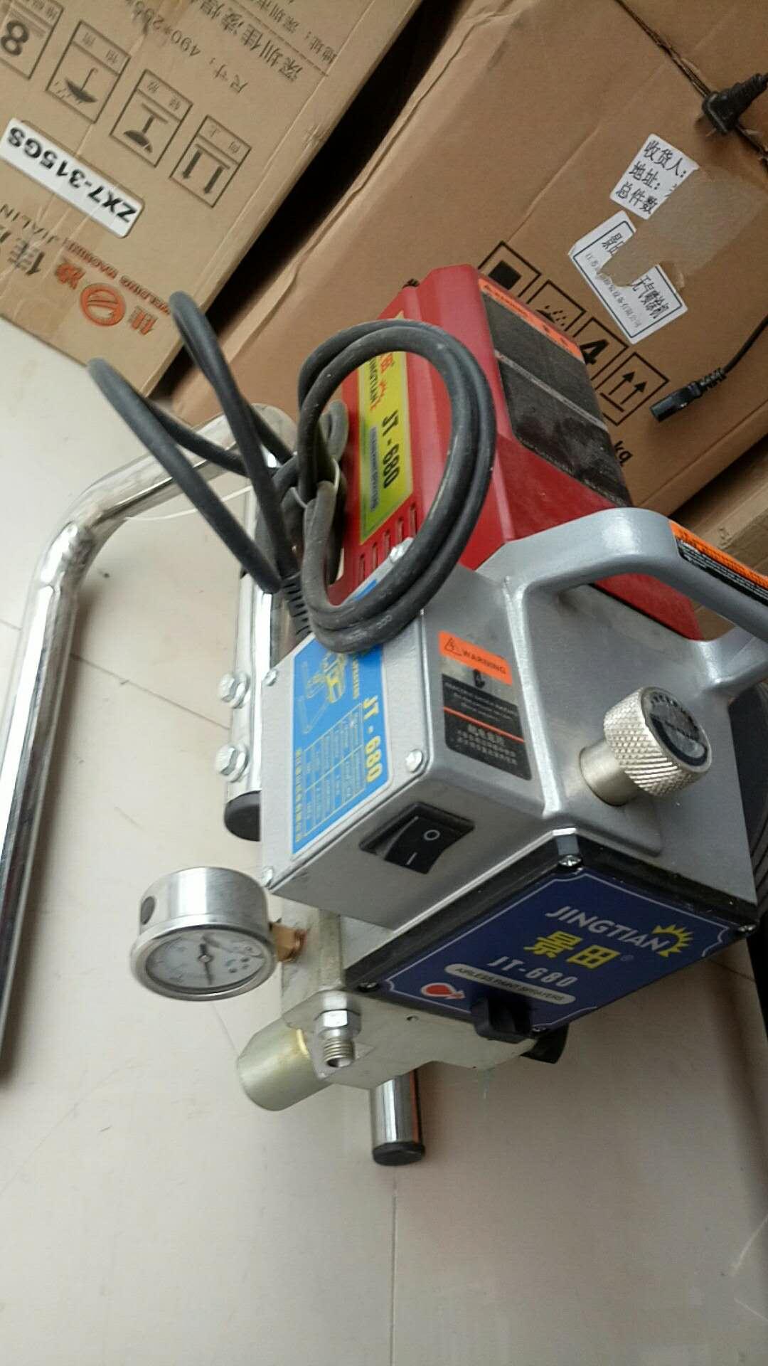 郑州电动喷涂机报价-河南具有口碑的电动喷涂机厂家推荐