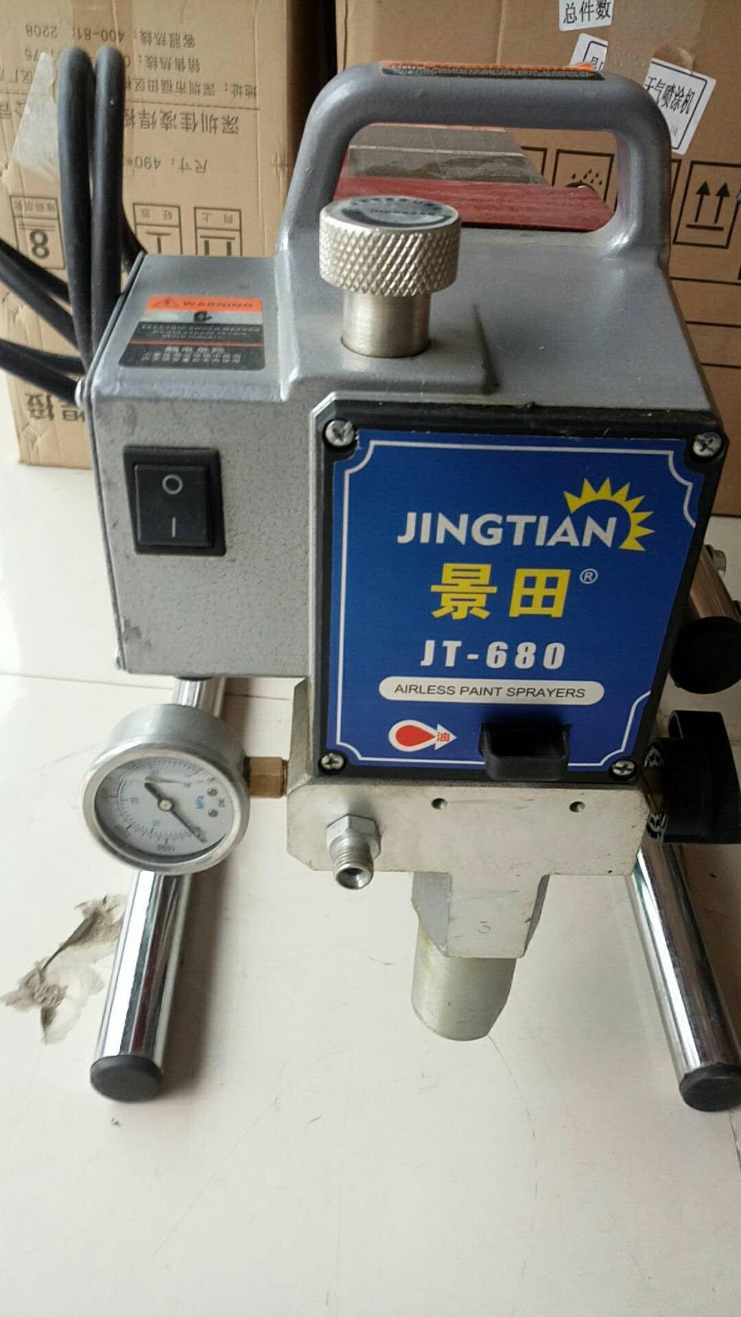 河南电动喷涂机批发-知名的电动喷涂机厂家就是九淼机电设备