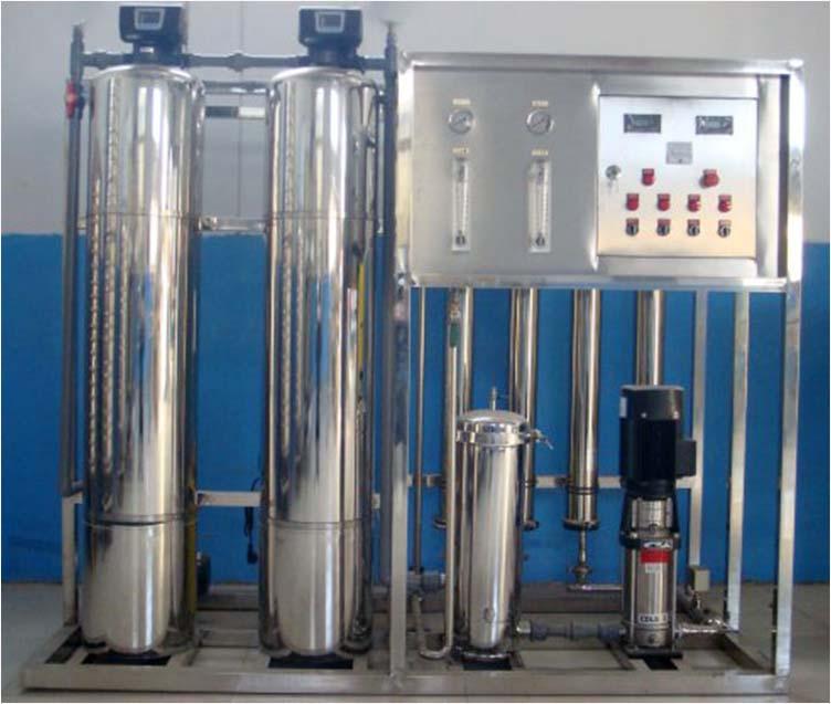 反渗透水处理设备 全不锈钢水处理设备水视界环保供应