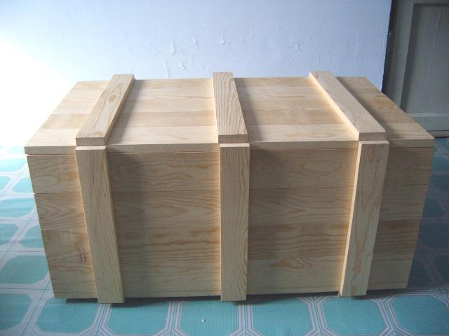临沂实木包装箱价格-沂南实木包装箱厂家