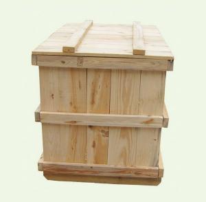 山东实木包装箱定制 木箱厂家