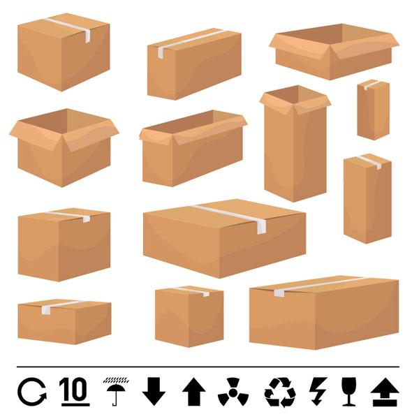 买牛皮纸箱认准瑞丰包装,新品牛皮纸箱