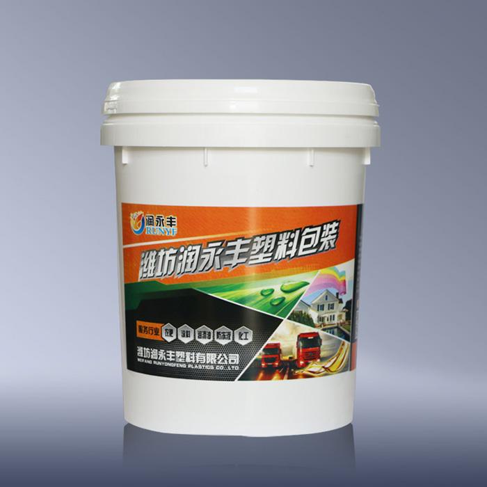 涂料桶报价_想购买不错的塑料桶优选潍坊润永丰
