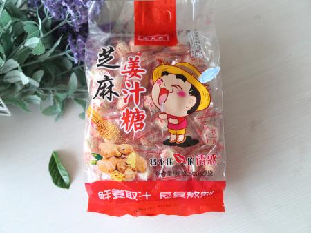 马大大牌芝麻姜汁糖