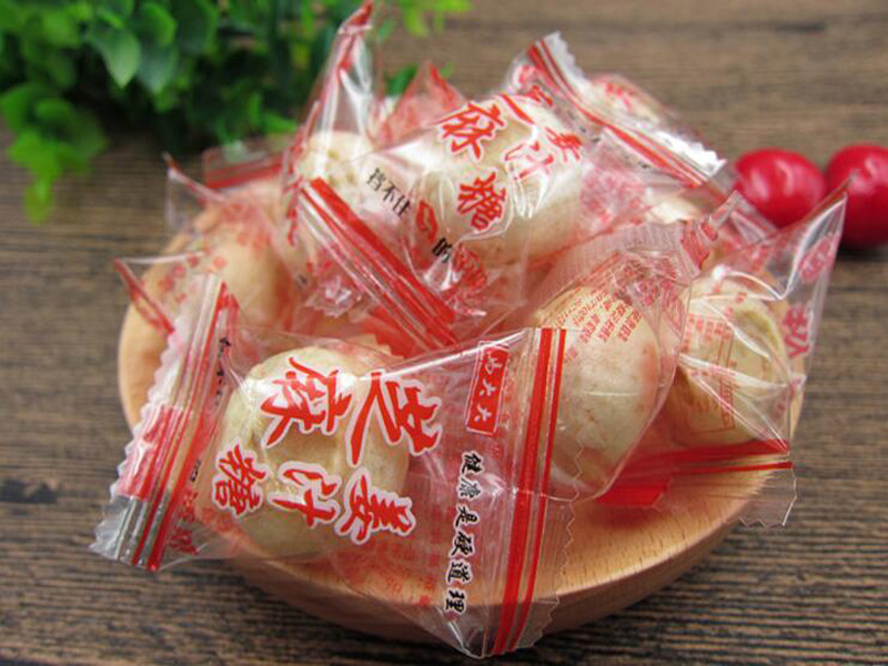 盘锦姜片_信誉好的糖姜片供应商_阳都食品厂