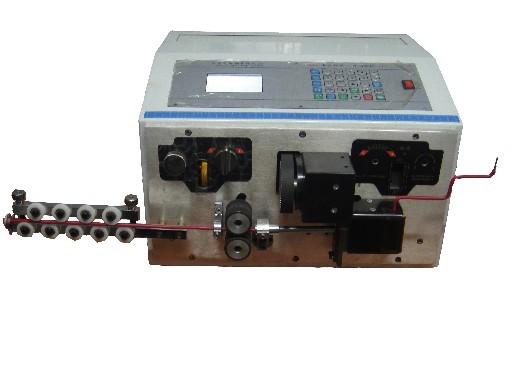 电脑箱专用剥线折弯机价格-精展机电电脑箱专用剥线折弯机生产商