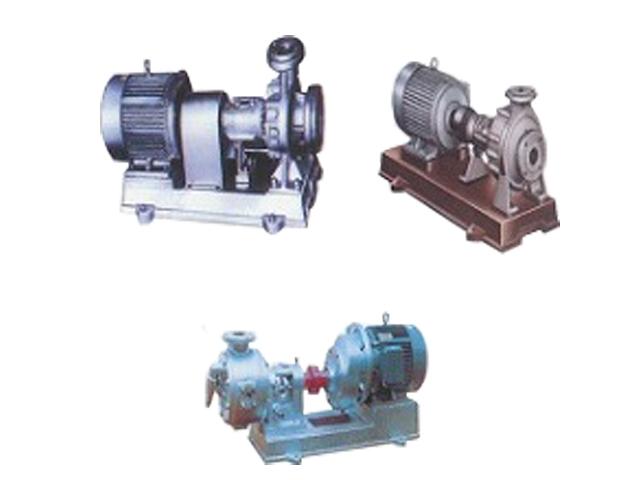 WRY系列无水冷却型热油泵