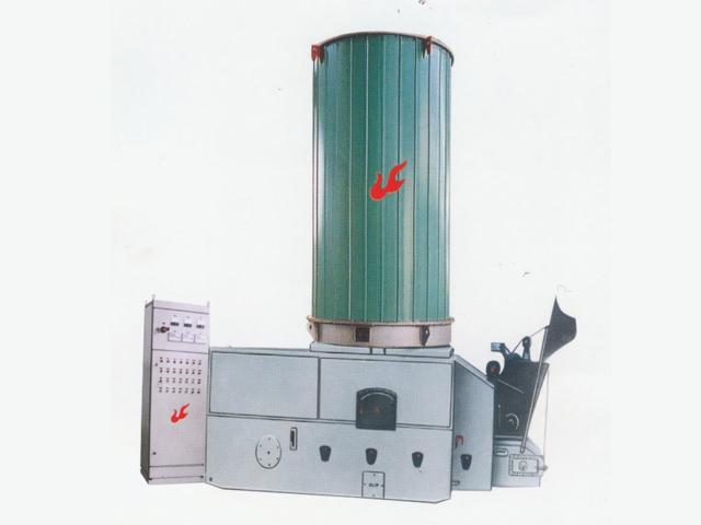 YLL型链条炉排圆筒式燃煤加热炉