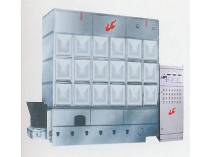 YLW型链条炉排箱式燃煤炉