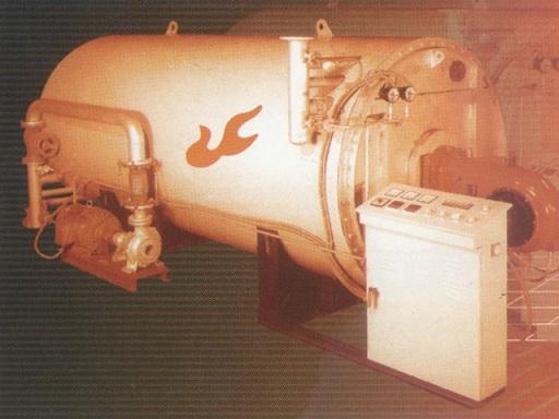 YY(Q)W卧式燃油(气)炉