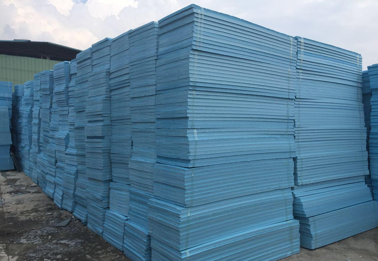 xps擠塑板生產