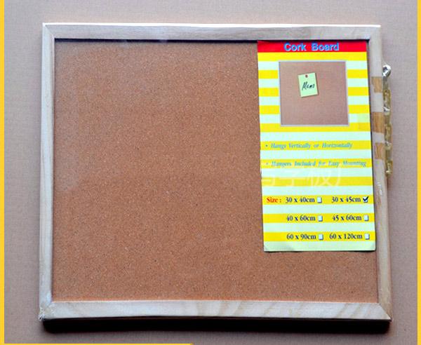桂林实木软木板-物超所值的实木软木板金英写字板厂供应