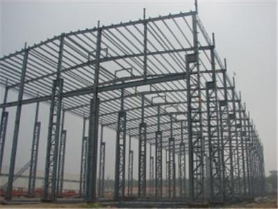 去哪找可靠的青海鋼結構制造-西寧鋼結構價格