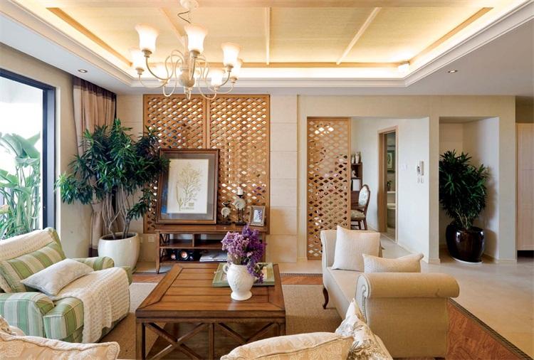 白银别墅客厅装修-水准高的客厅设计就在甘肃地平线装饰