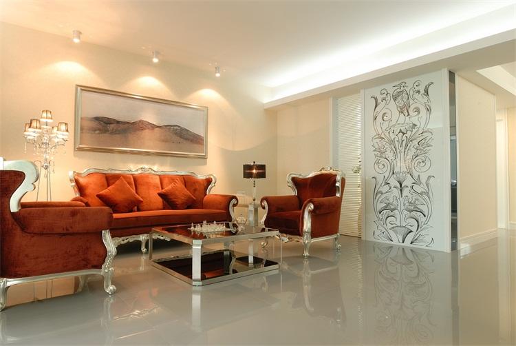 白银客厅装修图-客厅设计哪家靠谱