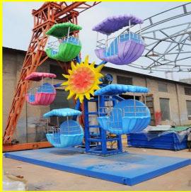儿童游乐设备|河南利鹰游乐设备制造高性价利鹰儿童缆车游乐设备出售
