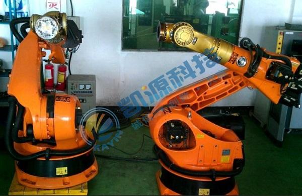 工业机器人维修