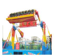 郑州哪里有供应专业的利鹰高空揽月游乐设备 游乐设备厂家