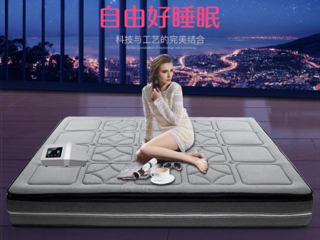 广东靠谱的U-BOSS智能无泵水暖乳胶床垫经销商,智能水暖床垫