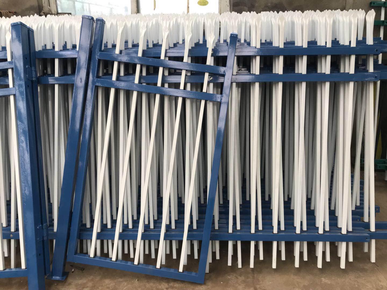 厂家直销工程锌钢护栏锌钢百叶窗——沈阳飞马护栏厂