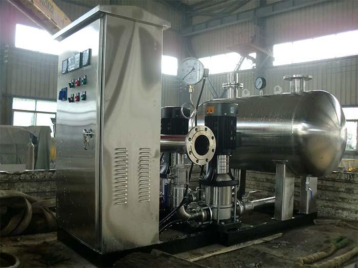 高品质的不锈钢无负压供水设备哪里有卖|不锈钢无负压供水设备定制