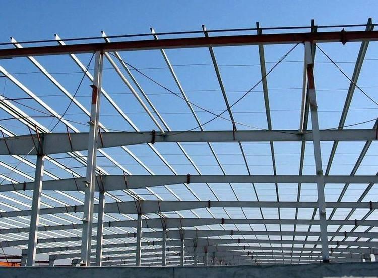 供应呼伦贝尔优良呼伦贝尔彩钢钢结构-钢构厂