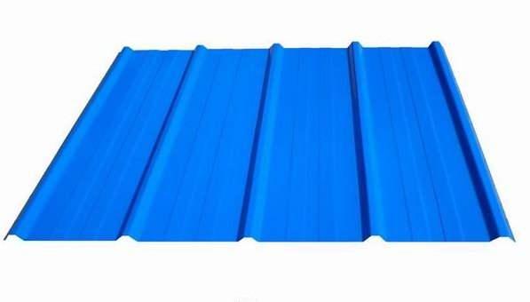 优质彩色压型钢板_呼伦贝尔彩色压型钢板认准呼伦贝尔市冀海发彩钢钢构