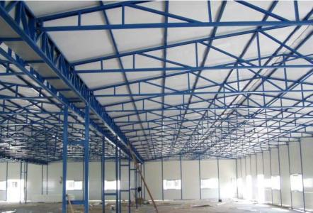 呼伦贝尔钢结构|海拉尔钢结构公司哪家好?冀海发钢结构公司