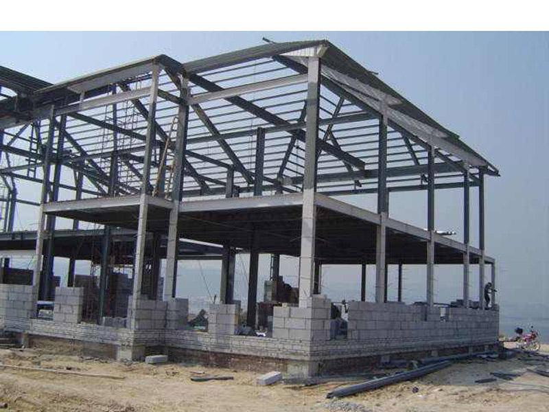 海拉尔彩钢钢构|呼伦贝尔彩钢钢构哪家好?冀海发彩钢钢结构