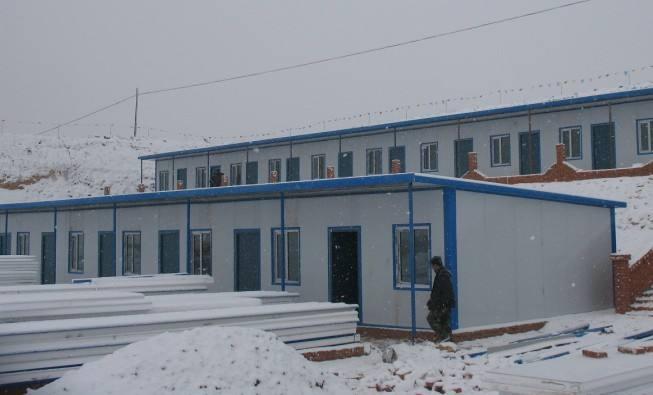 满洲里彩钢房价格-内蒙古呼伦贝尔彩钢房设计