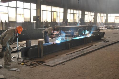 河北箱型柱加工厂衡水箱型柱制作哪家好?箱型柱制作加工