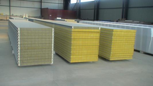 河北彩钢玻璃丝岩棉板厂沧州彩钢玻璃丝岩复合板哪家好?