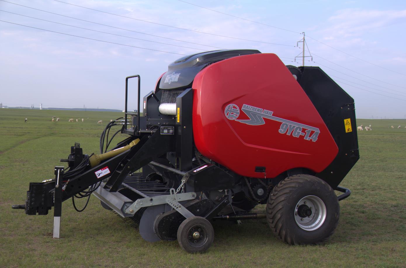 呼伦贝尔海征汽车提供具有口碑的捆草机|海拉尔机械