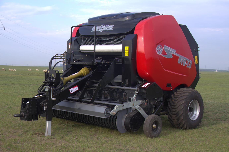 規模大的捆草機廠家 呼倫貝爾機械
