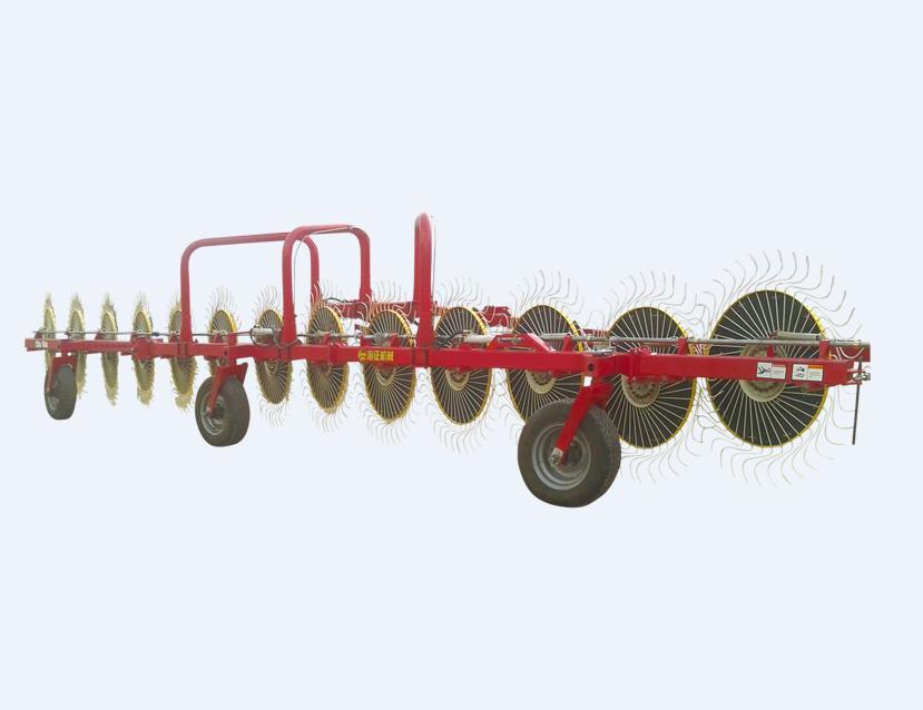 內蒙古報價合理的摟草機哪里有供應 佳木斯摟草機多少錢