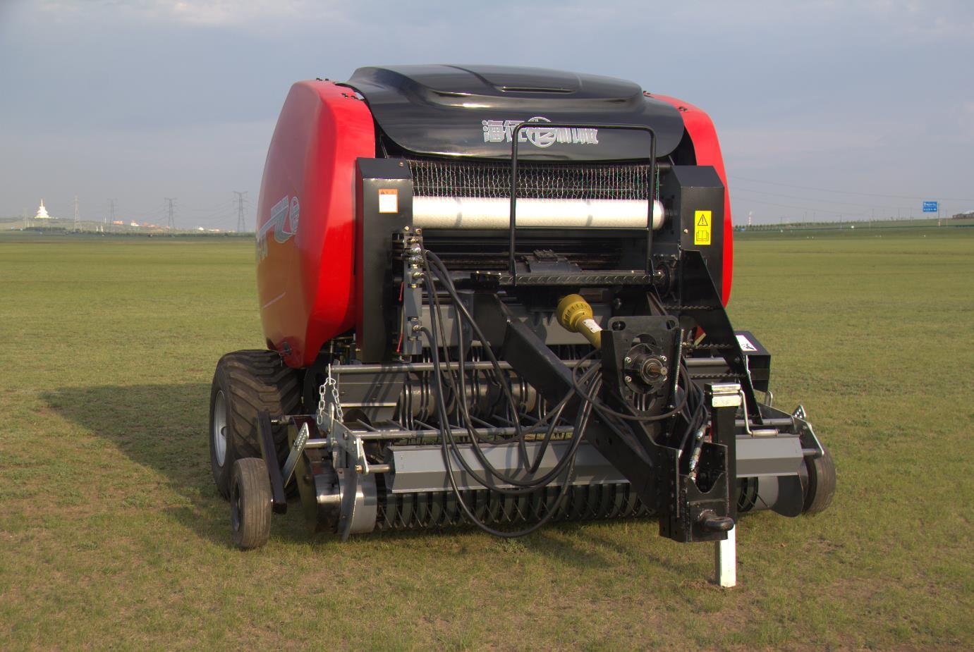 铁岭卷捆机 呼伦贝尔海征汽车提供划算的圆捆机